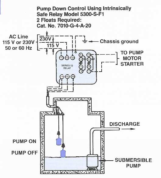 intrinsically safe relay pump wiring diagram intrinsically bw controls water monitoring controls points to remember intrinsically safe relay schematic